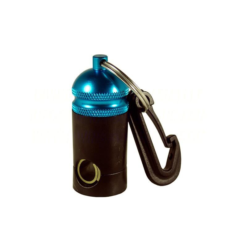 Octopus Holder, Aluminium - Blue