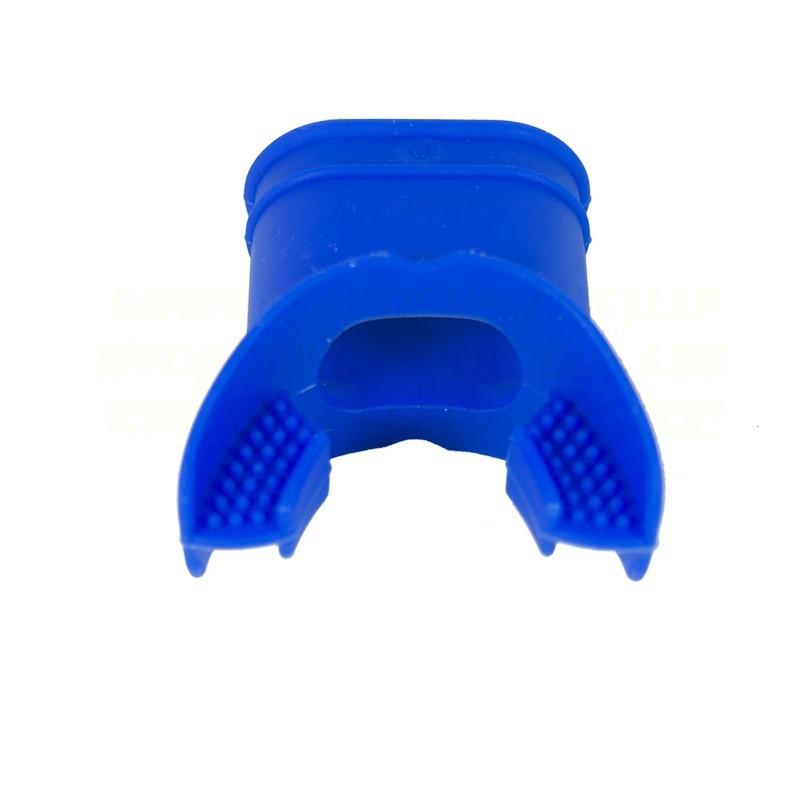 Silicon Mouth Piece (Children) - Blue