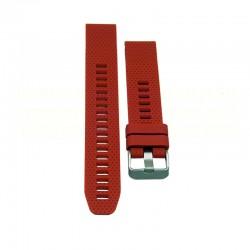 20mm Quickfit Band - Burgandy