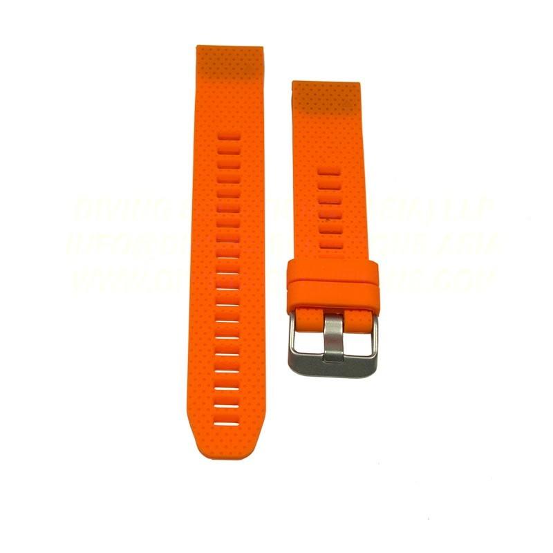 20mm Quickfit Band - Orange