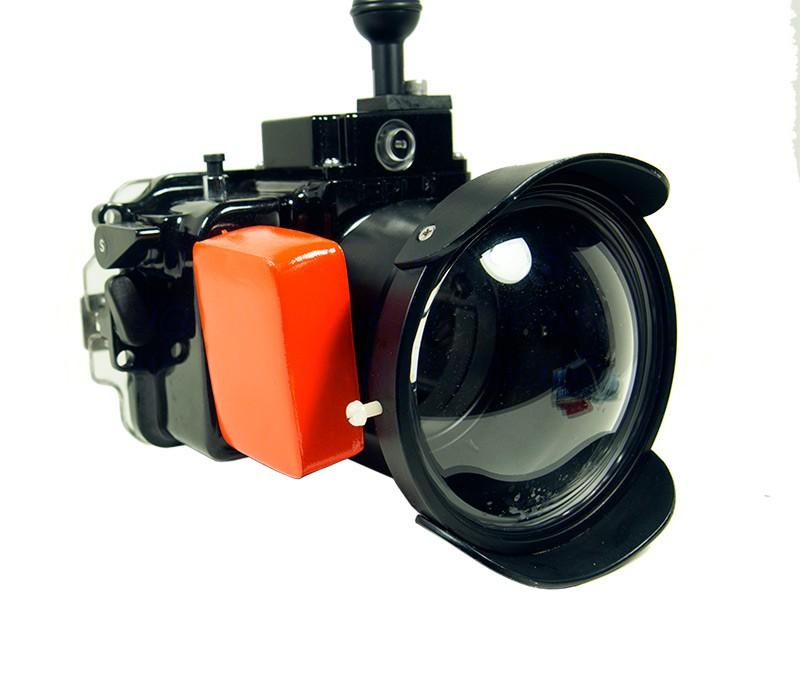 Camera Sponge Float