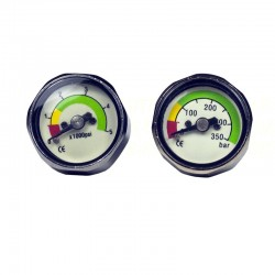 Mini Gauge, Straight