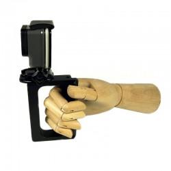 GoPro Frame, Single Handed