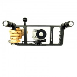 GoPro Frame, Double Handed