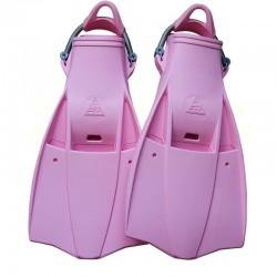 Aquatec Rubber Fins - Pink