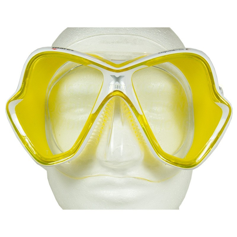 Mares X-Vision Ultra LS - Clear/Yellow