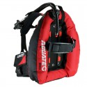 Aquatec Performance BCD - Rd/Bk/Rd
