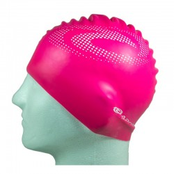 Silicone Swimming Cap - Pink