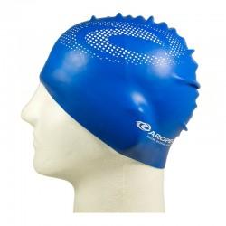 Silicone Swimming Cap -Blue