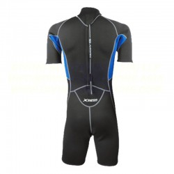 3mm Mens Shorty Wetsuit